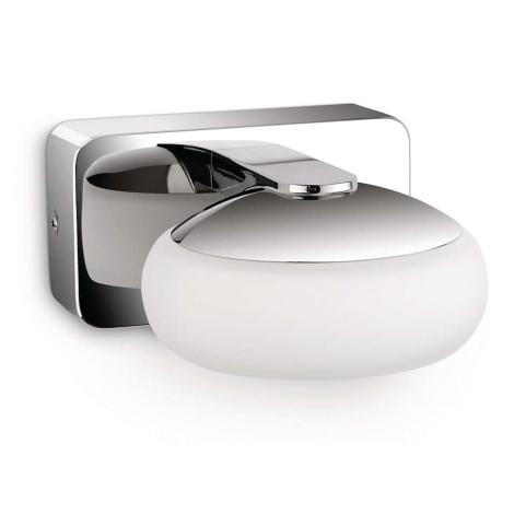 Philips 34046/11/16 - LED Nástenné kúpeľňové svietidlo MYBATHROOM SILK 2xLED/2,5W/230V