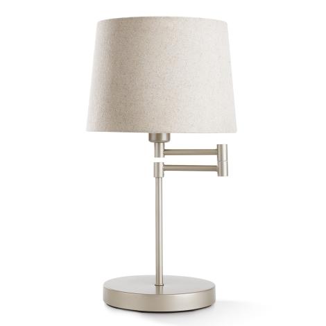 Philips 36132/38/E7 - Stolná lampa MYLIVING DONNE 1xE27/40W/230V