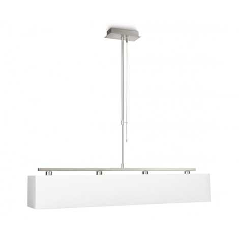 Philips 36675/31/16 - Luster na tyči MYLIVING ELY 4xE14/42W/230V