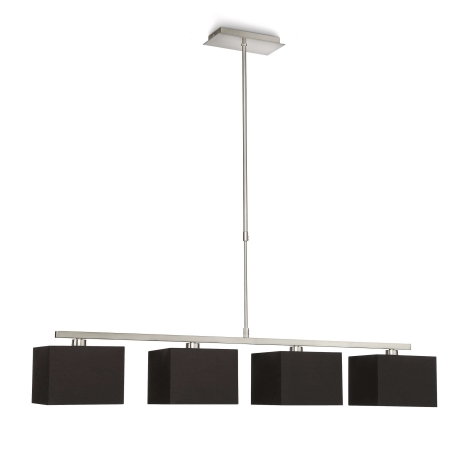 Philips 36676/17/16 - Luster na tyči MYLIVING ELY 4xE14/42W/230V