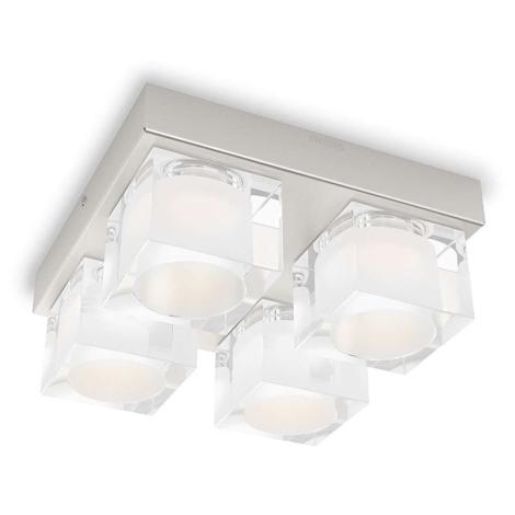 Philips 36761/17/16 - LED stropné svietidlo MYLIVING TIBRIS 4xLED/4,5W/230V