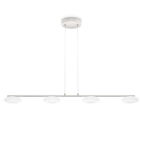 Philips 37215/48/16 - LED luster TARBERT 4xLED/4,5W/230V