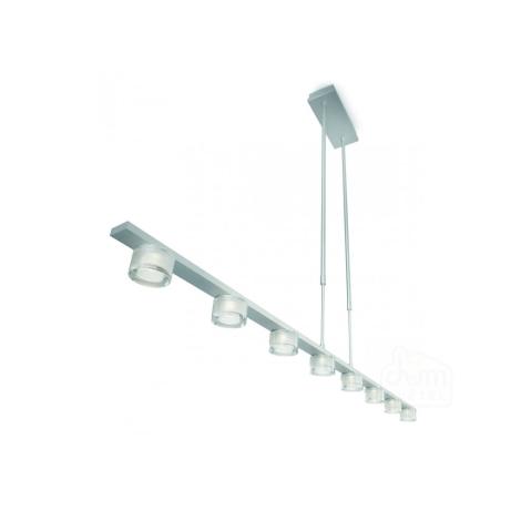 Philips 37241/48/13 - LED Závesné svietidlo INSTYLE DARIUS 8xLED/2W/230V