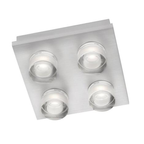 Philips 37245/48/13 - LED Stropné svietidlo INSTYLE DARIUS 4xLED/2W/230V