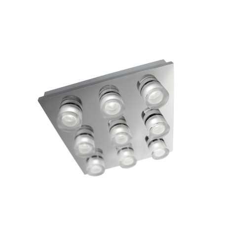 Philips 37246/11/13 - LED Stropné svietidlo INSTYLE DARIUS 9xLED/2W/230V