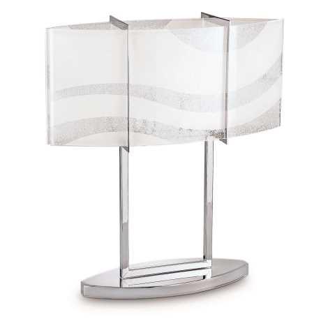Philips 37504/11/16 - Stmievateľná stolná lampa INSTYLE ONDAS 2xE27/75W/230V