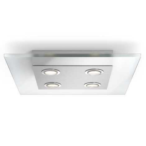 Philips 40925/60/16 - LED stropné svietidlo INSTYLE MATRIX 4xLED/4,5W/230V