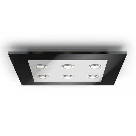 Philips 40927/30/16 - LED Stropné svietidlo INSTYLE MATRIX 6xLED/4,5W/230V