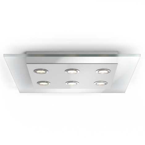 Philips 40927/60/16 - LED Stropné svietidlo INSTYLE MATRIX 6xLED/4,5W/230V