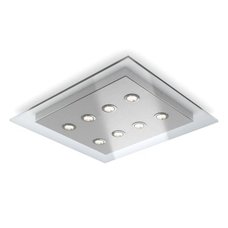 Philips 40929/60/16 - LED Stropné svietidlo  INSTYLE MATRIX 8xLED/4,5W/230V