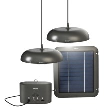 Philips 40977/93/16 - LED solárny set LIFE LIGHT HOME