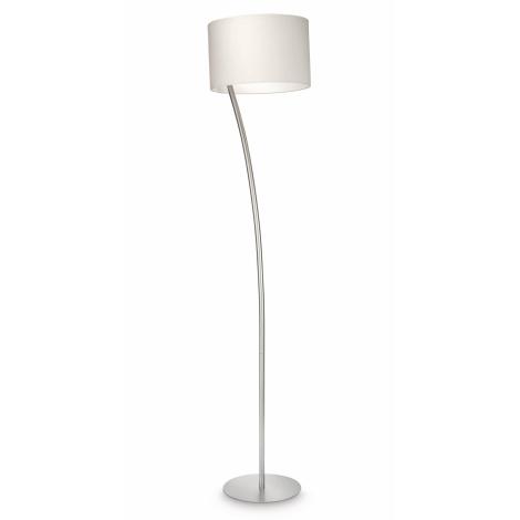 Philips 42258/38/16 - Stojacia  lampa LEOD biela 1xE27/23W/230V
