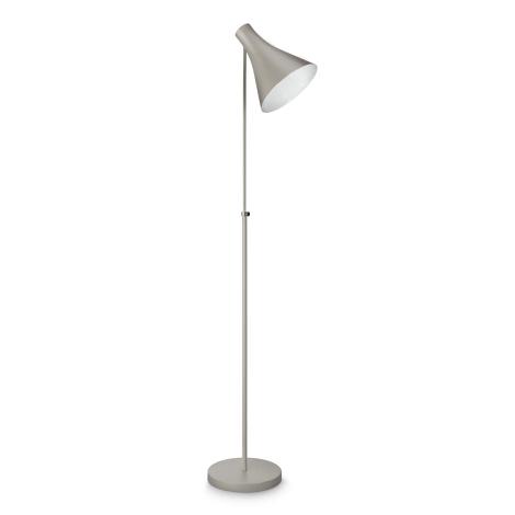 Philips 42261/87/16 - Stojacia  lampa DRIN šedá 1xE27/23W/230V