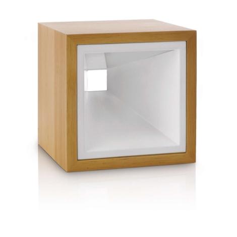 Philips 43268/73/16 - LED Stolná lampa INSTYLE KUBIZ 2xLED/2,5W/230V
