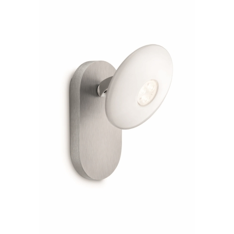 Philips 53140/48/16 - LED nástenné svietidlo LEDINO TYMPAN LED/7,5W/230V
