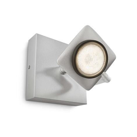 Philips 53190/48/16 - LED bodové svietidlo MILLENNIUM 1xLED/4W/230V