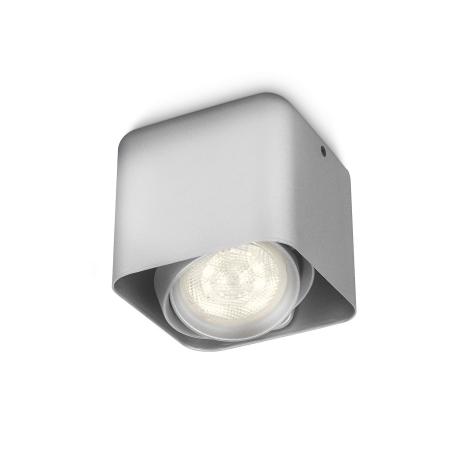 Philips 53200/48/16 - LED bodové svietidlo MYLIVING AFZELIA 1xLED/3W/230V
