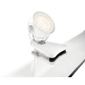 Philips 53231/31/16 - LED Klip MYLIVING DYNA 1xLED/3W/230V biela