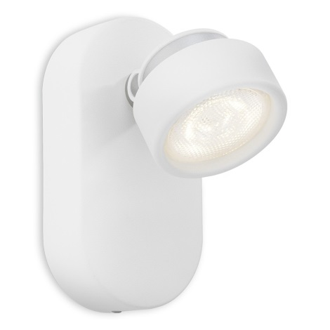 Philips 53270/31/16 - LED bodové svietidlo MYLIVING RIMUS 1xLED/3W/230V