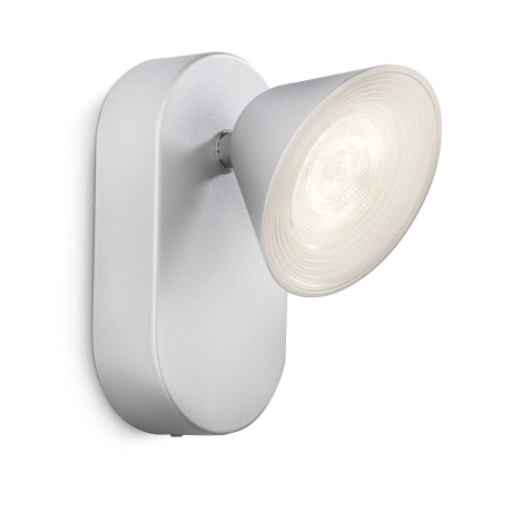 Philips 53280/48/16 - LED bodové svietidlo MYLIVING TWEED 1xLED/3W/230V