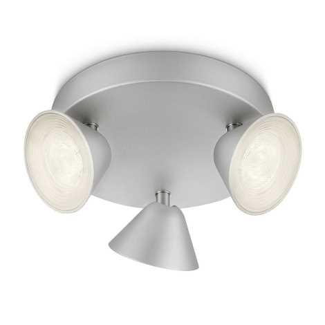 Philips 53289/48/16 - LED bodové svietidlo TWEED 3xLED/3W/230V