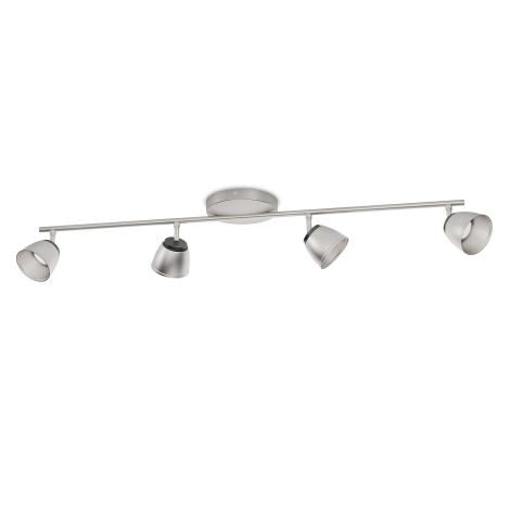 Philips 53354/17/16 - LED bodové svietidlo COUNTY 4xLED/4W/230V