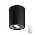 Philips 56330/30/P7 - LED Stmievateľné bodové svietidlo PILLAR HUE 1xGU10/5,5W/230V