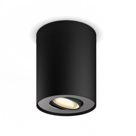 Philips 56330/30/P8 - LED Stmievateľné bodové svietidlo PILLAR HUE 1xGU10/5,5W/230V