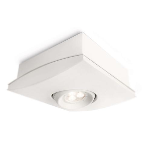 Philips 56400/31/13 - LED Stmievateľné bodové svietidlo INSTYLE ELGAR 1xLED/7,5W/230V