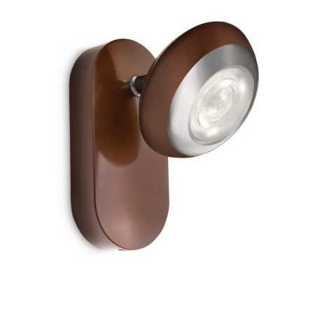 Philips 57170/44/16 - LED Bodové svietidlo MYLIVING SEPIA 1xLED/4W/230V