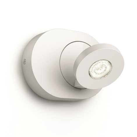 Philips 57180/31/16 - LED Bodové svietidlo INSTYLE SCOPE 1xLED/4,5W/230V