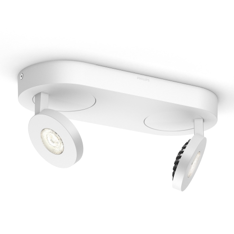 Philips 57182/31/16 - LED bodové svietidlo INSTYLE SCOPE 2xLED/4,5W/230V