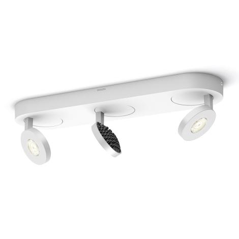 Philips 57183/31/16 - LED bodové svietidlo INSTYLE SCOPE 3xLED/4,5W/230V