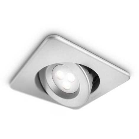 Philips 57922/48/16 - LED kúpeľňové podhľadové svietidlo LEDINO VISION 1xLED/7,5W/230V
