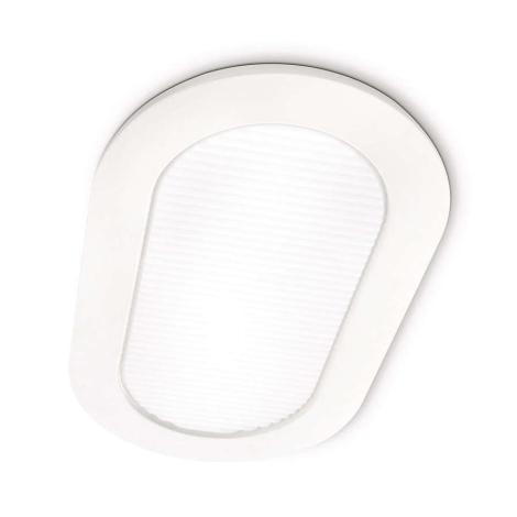 Philips 57955/31/16 - Kúpeľňové podhľadové svietidlo MYLIVING HUDDLE 1xE27/12W/230V biela