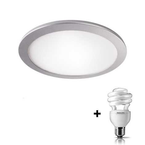 Philips 57957/48/16 - Kúpeľňové podhľadové svietidlo STAVANGER 1xE27/20W/230V