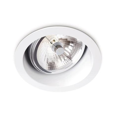 Philips 57975/31/16 - Kúpeľňové podhľadové svietidlo INDUS 1xG53/30W/230V