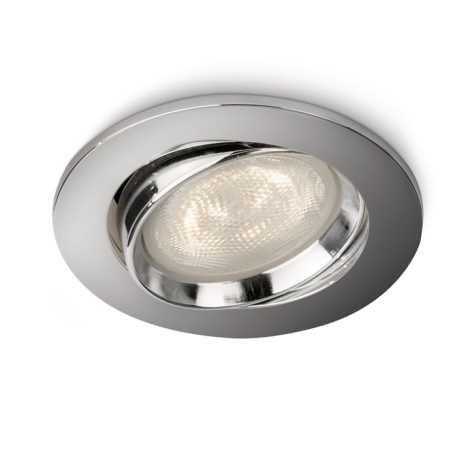 Philips 59031/11/16 - LED Bodové zapustené svietidlo MYLIVING ELLIPSE 1xLED/4W/230V 1xLED/4W chróm