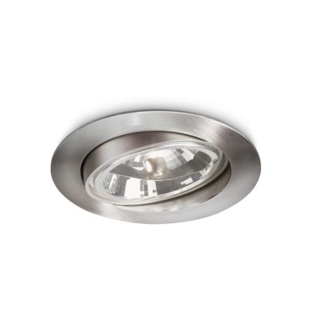 Philips 59040/17/16 - Kúpeľňové podhľadové svietidlo AVIOR 1xG53/50W/230V