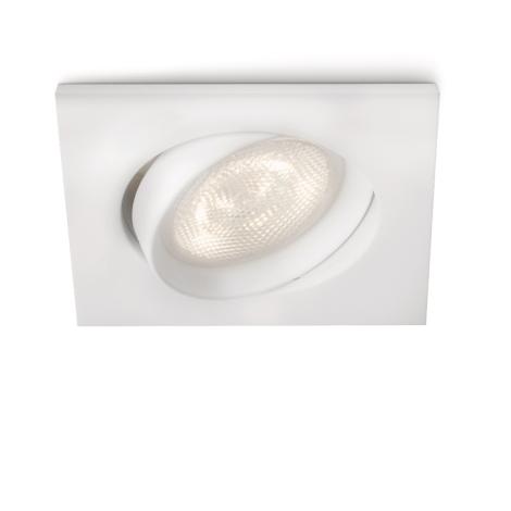Philips 59081/31/16 - LED Bodové zapustené svietidlo MYLIVING GALILEO 1xLED/4W/230V biela