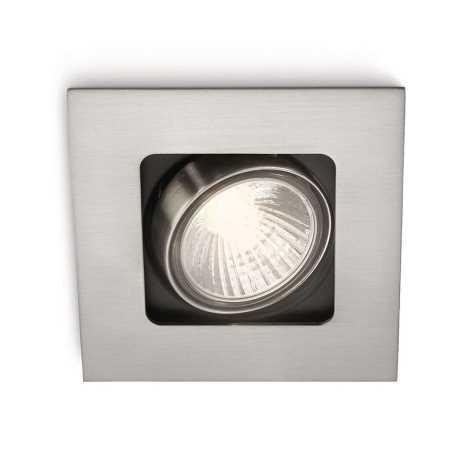 Philips 59300/17/16 - Kúpeľňové podhľadové svietidlo MYLIVING ACAMAR 1xGU10/50W/230V