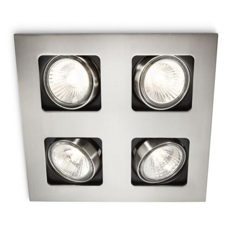 Philips 59304/17/16 - LED kúpeľňové podhľadové svietidlo ARTEMIS 3xLED/4W