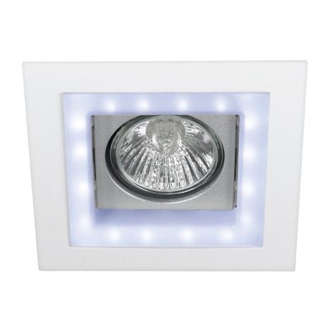 Philips 59530/31/81 - LED podhľadové svietidlo ALTEA 1xGU10/35W + LED/0,36W