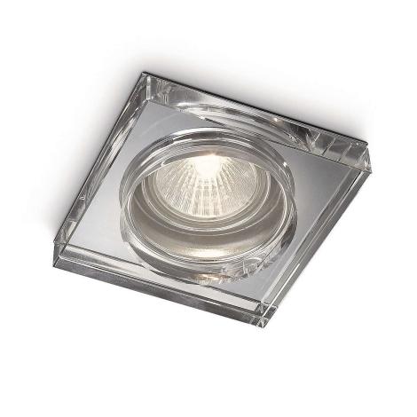Philips 59560/11/16 - Kúpeľňové podhľadové svietidlo MYLIVING DERMOS 1xGU10/35W/230V