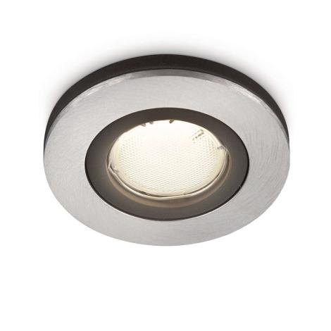 Philips 59655/48/16 - Kúpeľňové podhľadové svietidlo MYLIVING CORONA 1xGU10/10W/230V