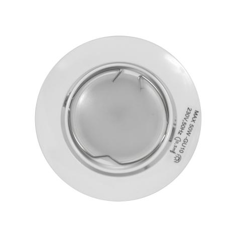 Philips 59770/31/14 - LED kúpeľňové podhľadové svietidlo BOMBAY 1xGU10-LED/6W/230V
