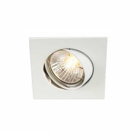 Philips 59780/31/12 - Kúpeľňové podhľadové svietidlo BOMBAY 1xGU10/50W/230V