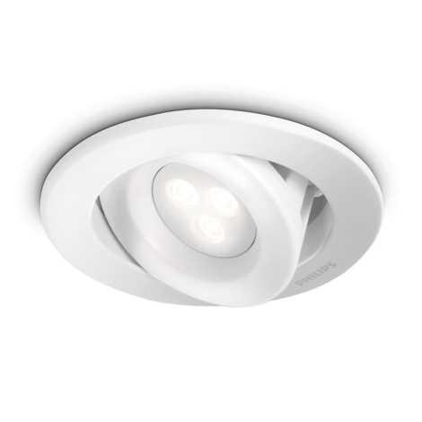 Philips 59855/31/16 - Kúpeľňové podhľadové svietidlo MYLIVING CARNET 1xLED/7,5W/230V