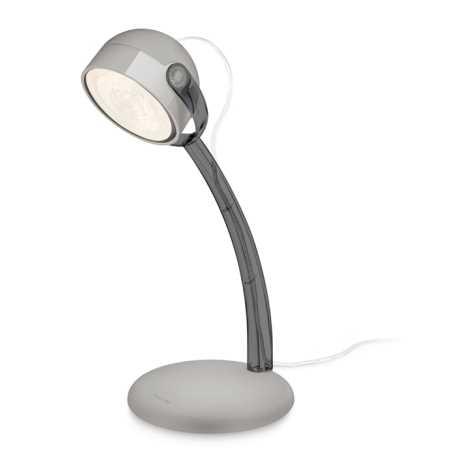 Philips 67413/99/16 - LED Stolná lampa MYLIVING DYNA 1xLED/3W/230V