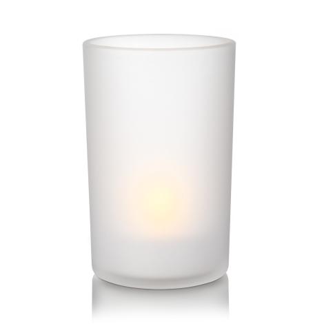 Philips 69183/60/PH - LED sviečka CANDLELIGHT NATURELLE 1xLED/0,5W/230V